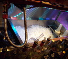 Back bar equipment sales, supplies and maintenance
