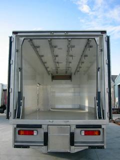 Coldstat Refrigeration Refrigerated Transport Trucks